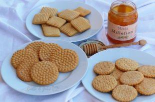 La ricetta dei biscotti al miele di castagno