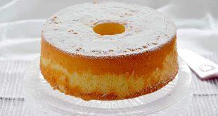 chiffon cake, un dolce americano soffice come una nuvola