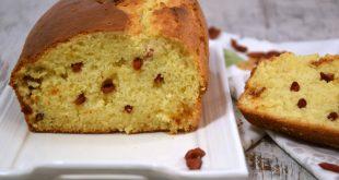 La ricetta del plumcake alle bacche di goji