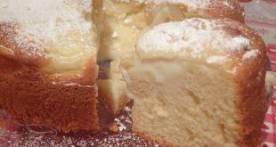 La ricetta della torta nuvola: bianca, soffice e dolcissima