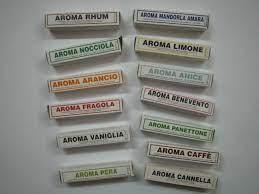 aromi per dolci