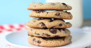 biscotti per colazione cioccolato e miele