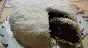 torta bomba cocco