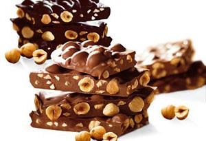 Cioccolato nocciolato