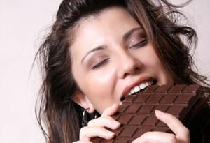 Il cioccolato come antidepressivo