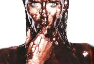 Impacco al cacao per i capelli