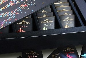Una guida completa alla cioccolata Valrhona