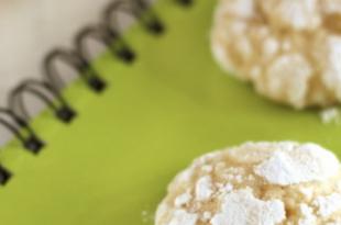 biscotti semplici al limone