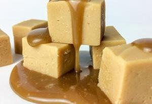 caramelle dulce de leche