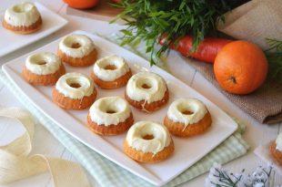 Ciambelline carote e rum: la ricetta